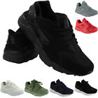 Mens Running Trainers Fitness Gym Sports Comfy Lace Up Shoes Size